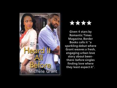 Book Trailer for Heard It All Before