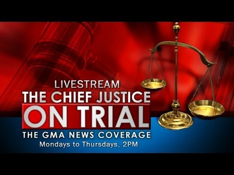 Day 41 of the Impeachment Trial of CJ Corona