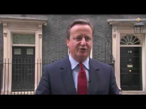 ORIGINAL: David Cameron humming dance remix