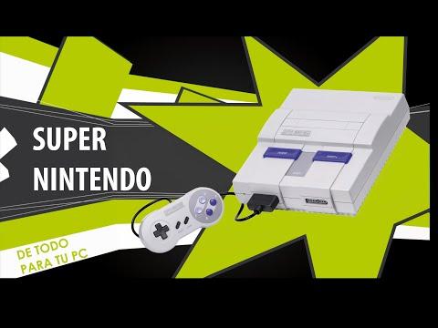 Descargar el Mejor Emulador de Super Nintendo + 100 Juegos en Español PC 2015 para Windows