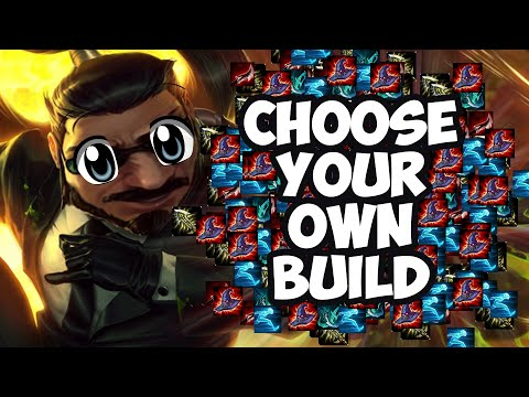 Choose Your Own Adventure - Xin Zhao - League of Legends