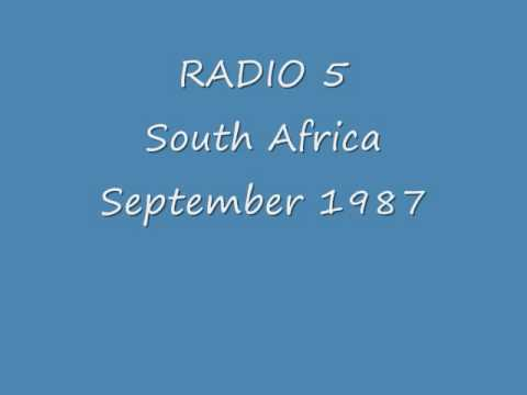 Radio 5  South Africa  September 1987.wmv