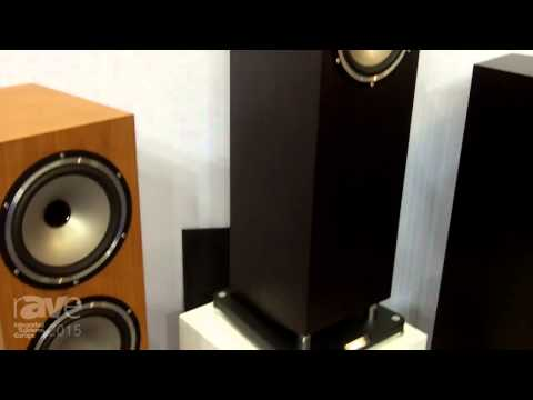 ISE 2015: Tannoy Details the Reinvented Revolution XT Series