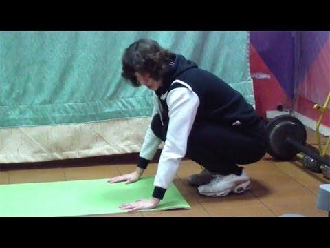Видео как научиться кувыркаться