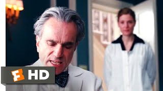 Phantom Thread (2017) - An Air of Quiet Death in This House Scene (8/10) | Movieclips