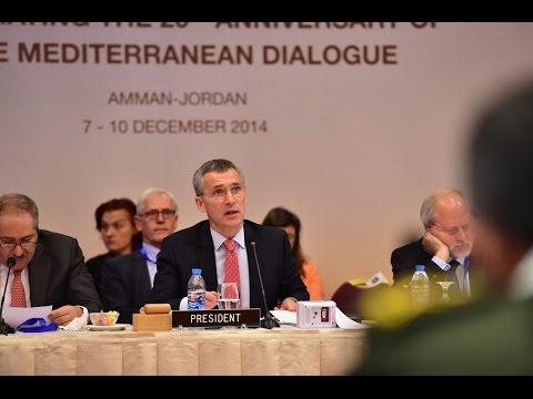 NATO Secretary General - 20th anniversary of Mediterranean Dialogue, 9 DEC 2014