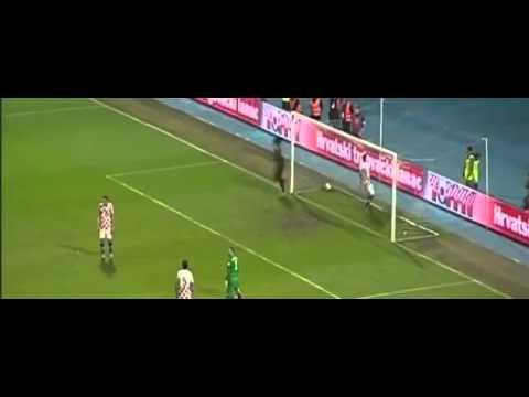 Croatia vs Belgium 1-2 All Goals Highlights Playoffs for the Brazil World Cup 11/10/2013