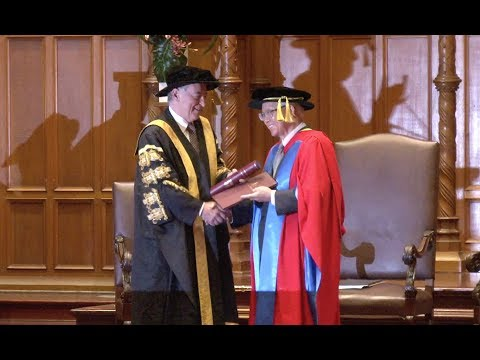 Singapore President receives honorary doctorate - The University of Adelaide