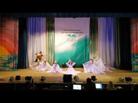 60. Бурятский танец Дева-лебедь