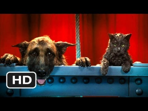 Cats & Dogs: The Revenge of Kitty Galore #7 Movie CLIP - I Think I Like You (2010) HD