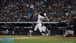 Didi Gregorius hits a grand slam in Game 2 of the ALDS, a breakdown