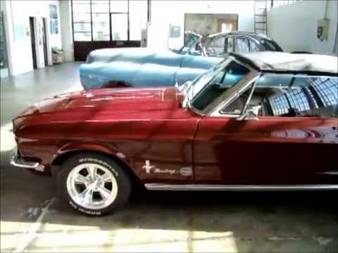 Vendita auto d 39 epoca e auto americane ford mustang 1968 for Vendita mobili d epoca