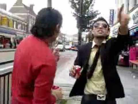 Southall Lafanga ( Ganpat Chal Daru La ) Funny Bollywood
