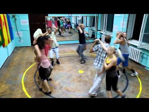 Руэда де касино - Летний интенсив (Тренировка №2)
