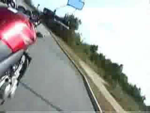 Honda CBF 600 Stock Sound Video