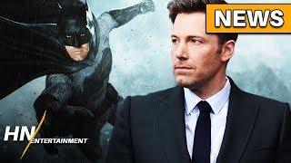 Ben Affleck Explains Why He Left Batman Role in the DCEU