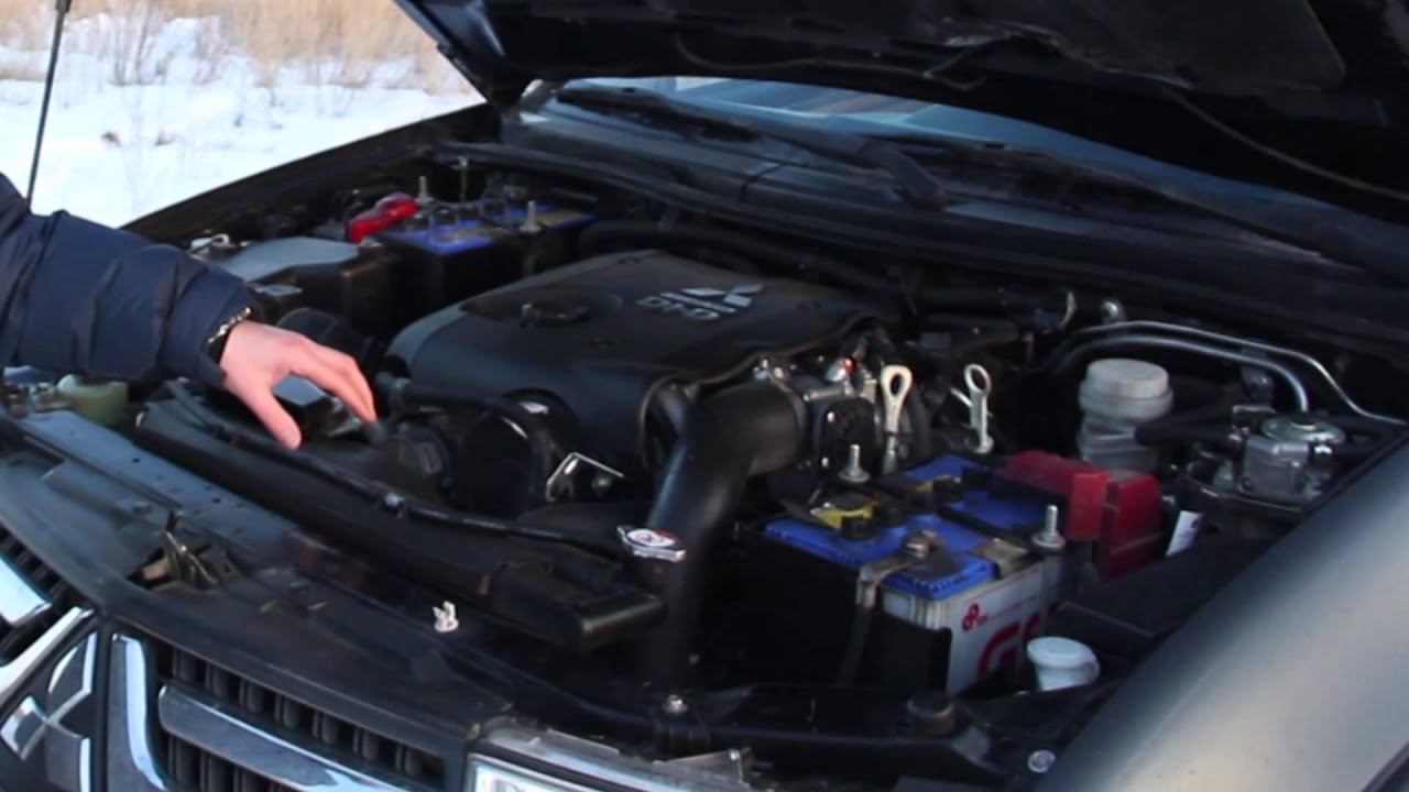 Ремонт автомобилей митсубиси своими руками 46