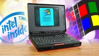 I Bought A 25 Year Old Laptop From eBay! Can We Fix It?