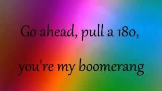 Watch Akon Boomerang video