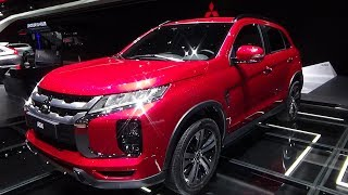2020 Mitsubishi ASX - Exterior and Interior - Geneva Motor Show 2019