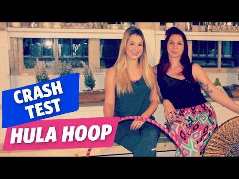 ✿ Marie Prend Son Premier Cours De Hula Hoop Avec Lila Chupa Hoops ✿ video