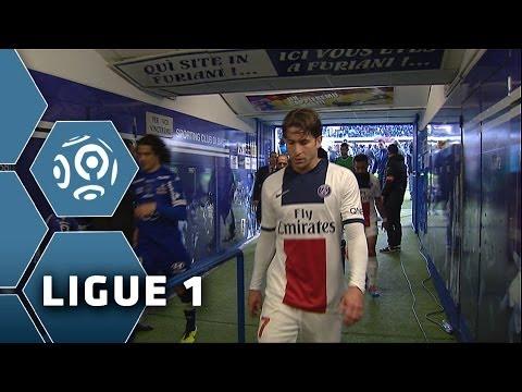 SC Bastia - Paris Saint-Germain (0-3) - 08/03/14 - (SCB-PSG) - Résumé