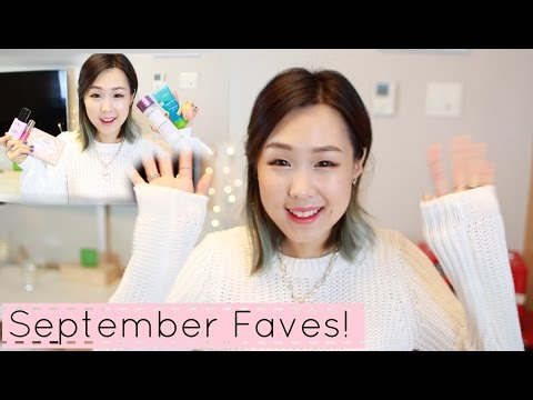 September Faves + Draw My Life? ♥ 9월 화장품 추천