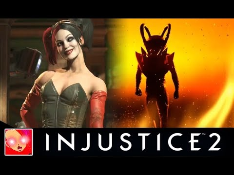 Injustice 2 - All Character Outros