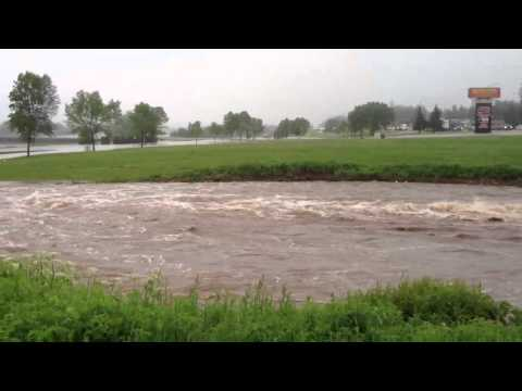 Superior, WI flood 6-20-2012