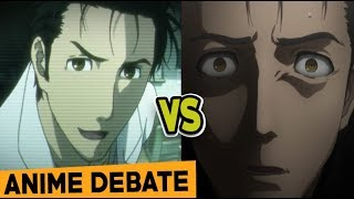 Which is Better: Steins;Gate VS Steins;Gate 0 | Anime Debate