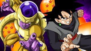 Frieza Meets Black Goku XXX (DBS Parody)