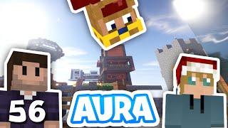 Die bösen Schilderbuben! | Minecraft AURA #56 | Zombey