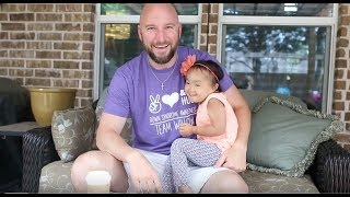 A Dad Shares his Heart on Adoption