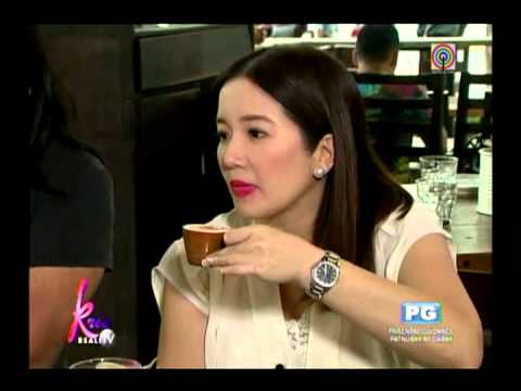 Kris, Angelica try cronuts at Wildflour