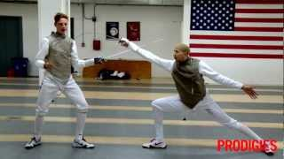 How To Fence_ The Basics of Fencing, Taught by Olympians