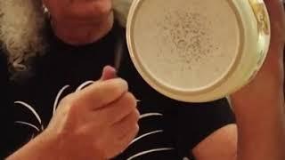 Brian May: Spoon and Dish 21032019