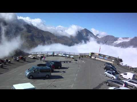Helmkamera Motorrad Grossglockner Edelweisspitze 720 hd einstellen