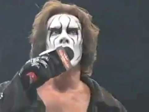 Lance Storm vs Sting        Nitro 09/25/00
