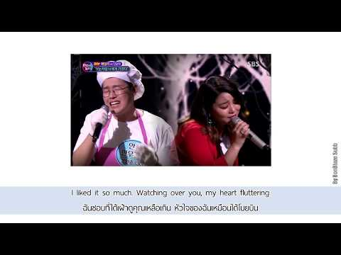 LIVE - I Will Go To You Like First Snow - Ailee And DUO [ซับไทย/Eng]