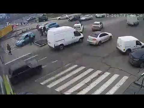 Подстава ДТП Харьков 08.12.2017