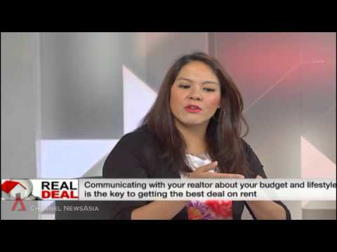 Renting accommodation in Singapore - Channel News Asia Interview