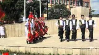 Çocuklar 23 Nisan Coşkuyla Yürüdü