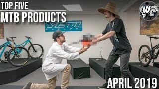 5 Ridiculously Popular MTB Products - April 2019