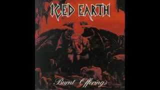 Watch Iced Earth Burning Oasis video