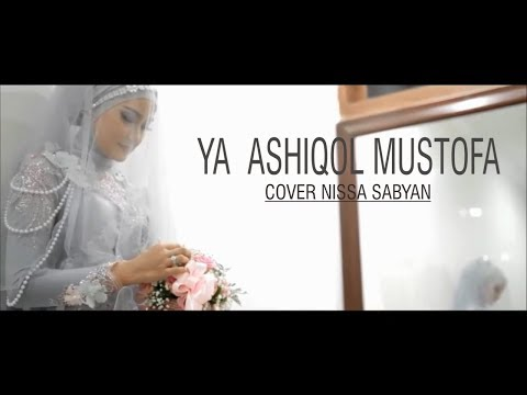 Ya Ashiqol Mustafa versi SABYAN  (Lirik Cover Nissa Sabyan Gambus)