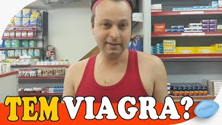 Tem viagra? - Marcelo Parafuso Solto