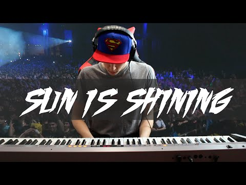 Sun Is Shining - Piano Cover by OllieGamerz (Argentina 2015)