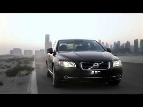 Volvo S80 XC70 modelyear 2012. Промо