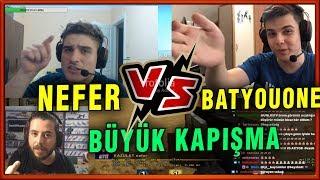 BATYOUONE VS NEFER 1 VS 1 KAPIŞIYOR UNLOST BERK RİP TEPE SUNUYOR
