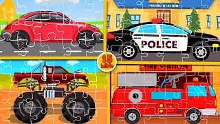 Puzzle Games For Kids | Compilation